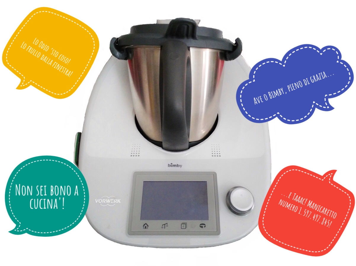 Kenwood Chef O Bimby. Affordable Crema Al Caff Bimby With Kenwood ...